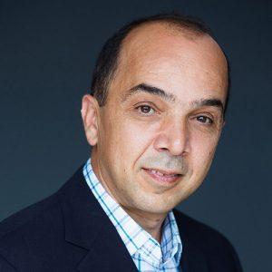 Hamid Fotuhi Portrait