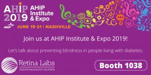 Come Visit Us t AHIP 2019