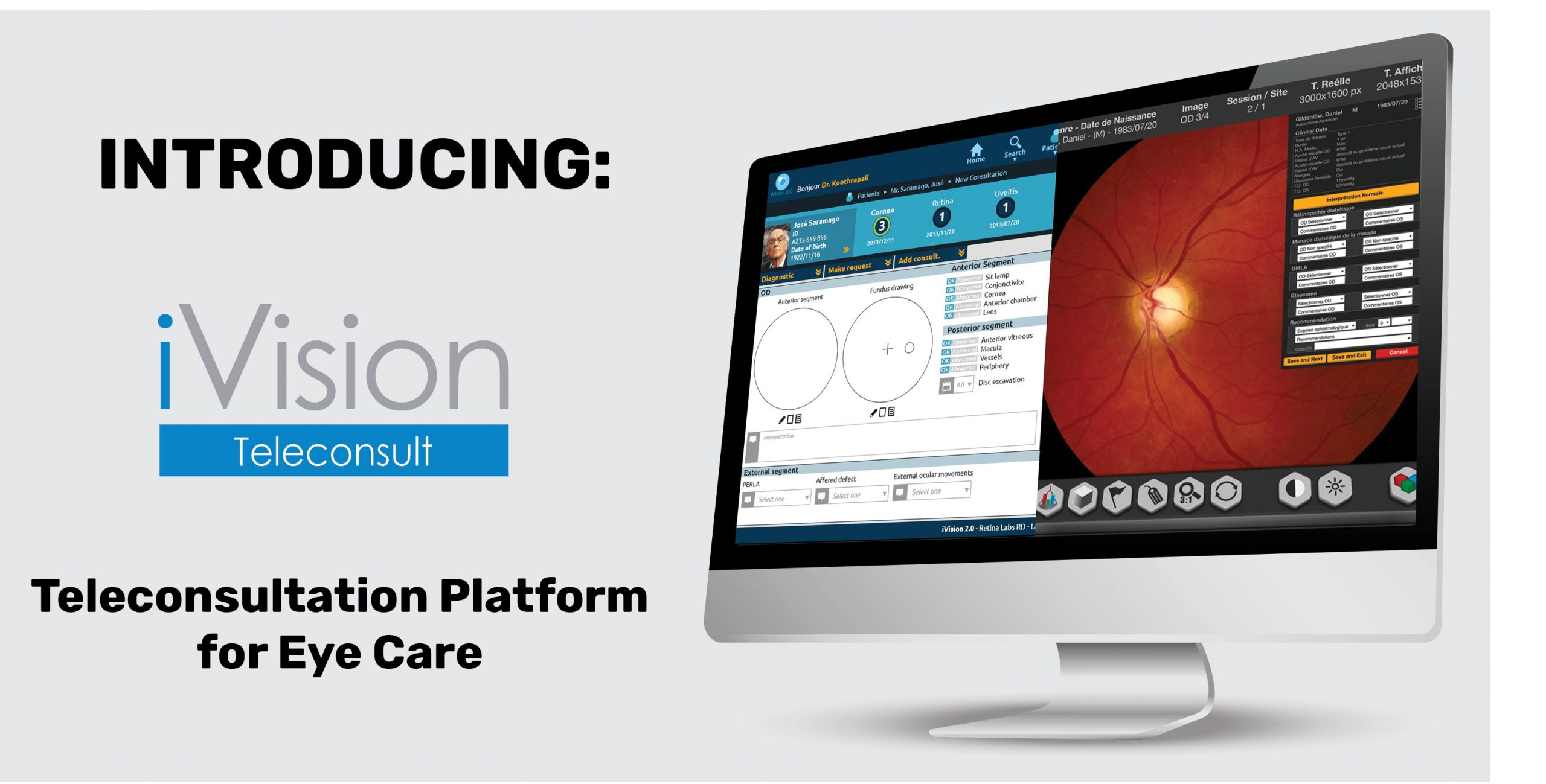 Retina Labs Teleconsult Platform for Eye Health